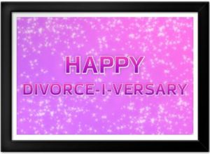 Divorce-i-versary